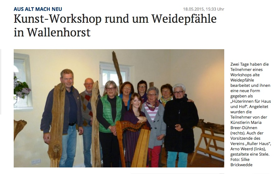Pfahlworkshop